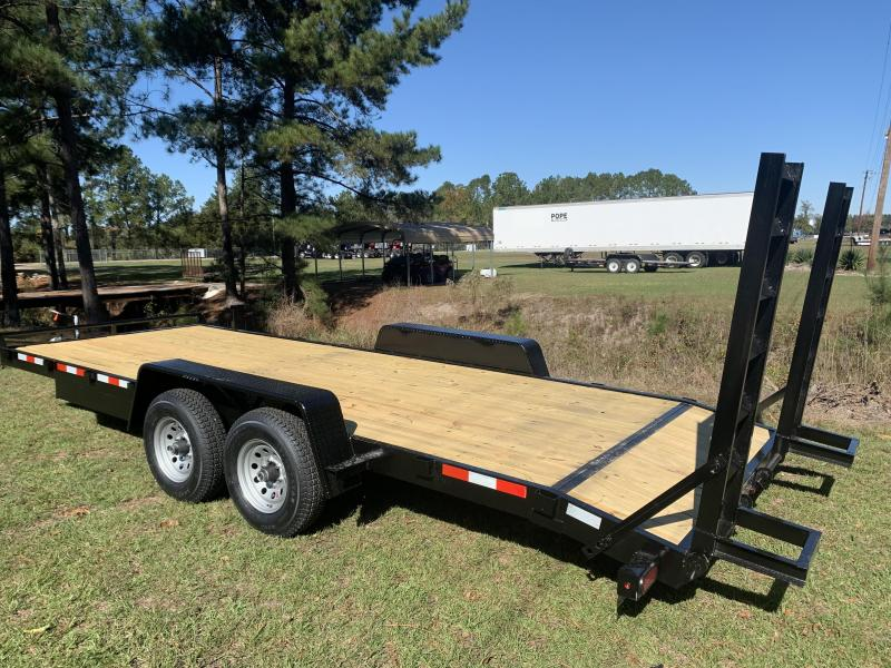 """2020 82""""x20' 10K Equipment Trailer by Down to Earth"""