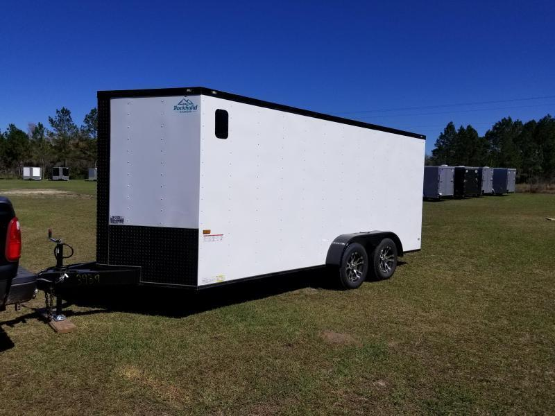 "ON SALE! New (2019) 82""x14' w/ Side Gate Down to Earth Utility Trailer!"
