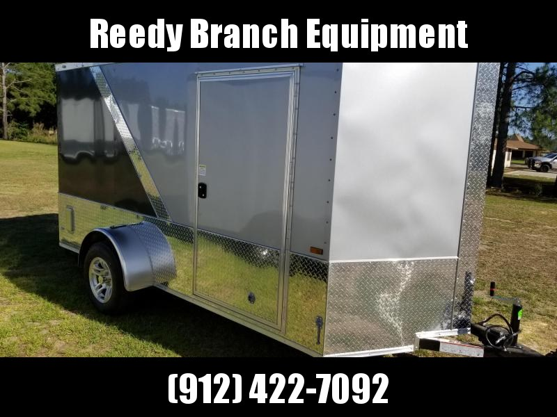 New 6x12 Motorcycle Trailer