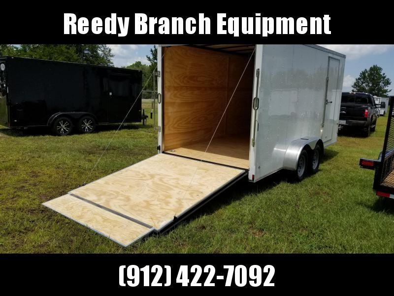 New 7x16 (7' Interior Height) Rock Solid Cargo