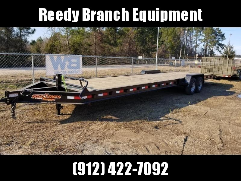 2020 Down 2 Earth Trailers DTE8234WCH7B Car / Racing Trailer