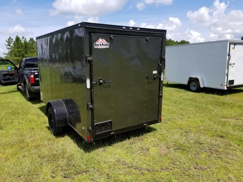 New 6x12SA Rock Solid Cargo Blackout Package (Ch.Gray)