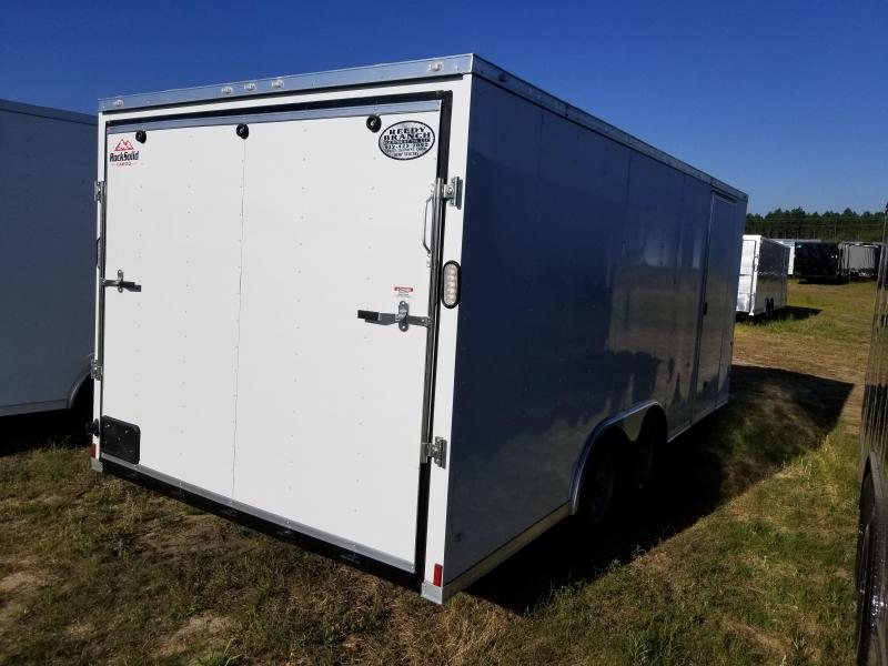 New 8.5x18 Enclosed Car Hauler
