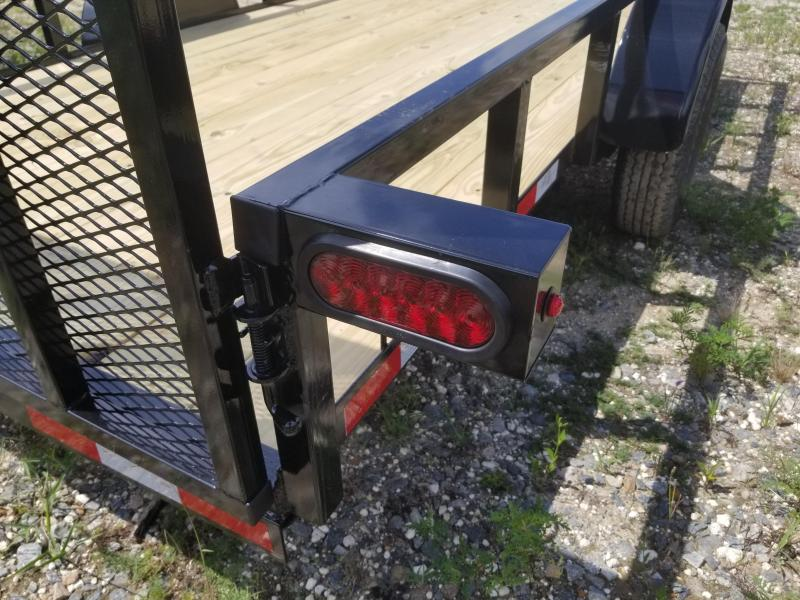 """2020 Down 2 Earth Trailers DTE7614G29 (76""""X14"""") Utility Trailer"""