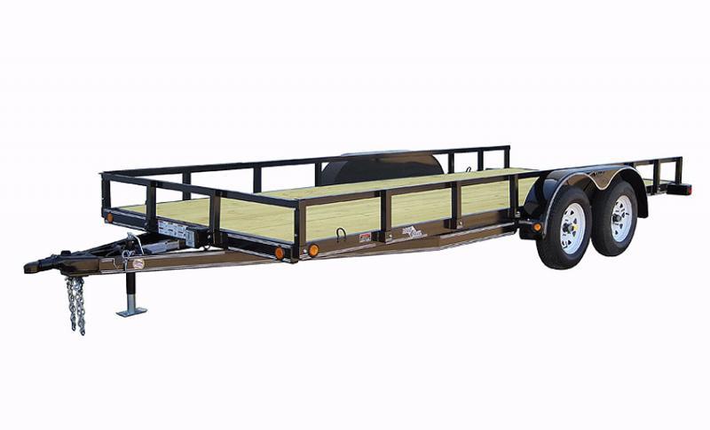 2020 Load Trail UT07 - Tandem Axle Utility 83 x 16 Utility Trailer