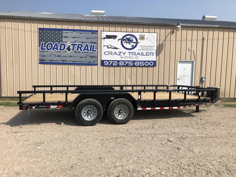 2021 Load Trail XS14 Equipment Trailer