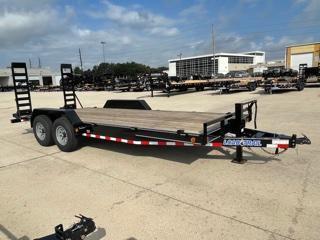 "2022 Load Trail 83""x20' Car Hauler W/ Fold Up Ramps"