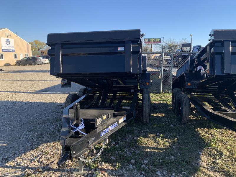 60 x 10' Tandem Axle Dump
