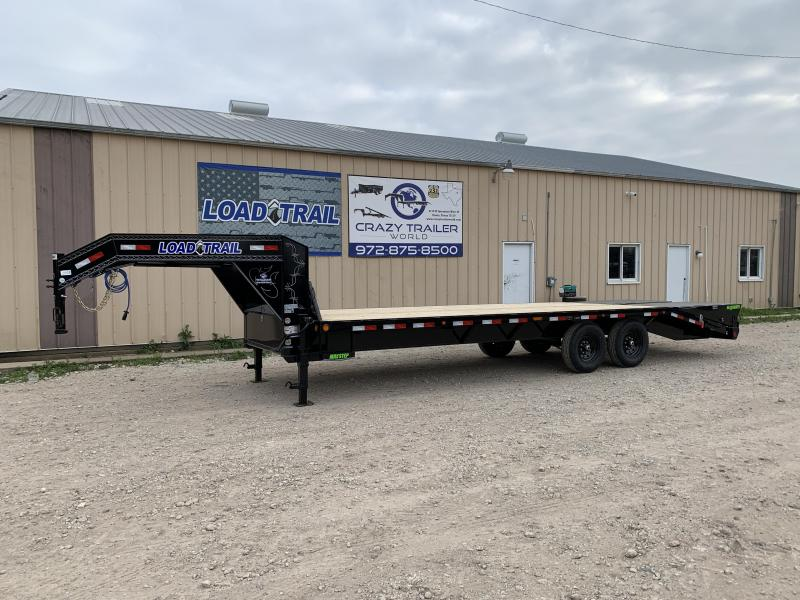 2021 Load Trail GH14 Flatbed Trailer