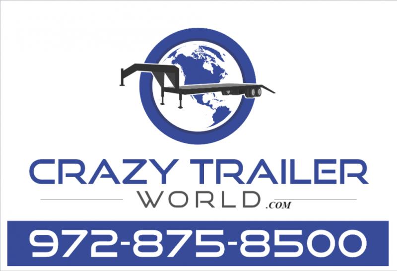 2021 Load Trail GP22 Flatbed Trailer