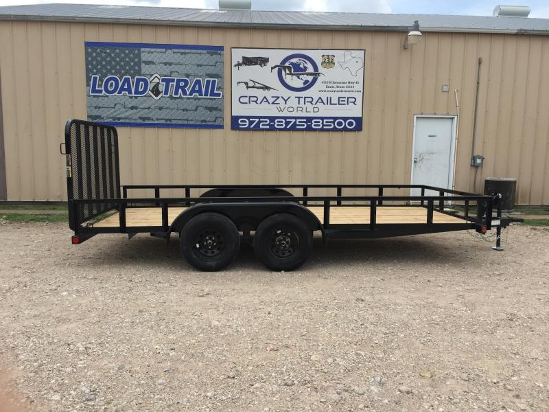 83x 16' 2022 Load Trail Utility Trailer