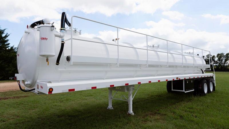 2020 Tankko 42' X 60 X 130 Barrels Tank Trailer