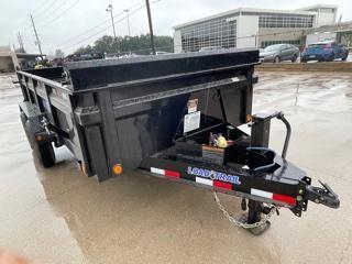 """83"""" X 14' Tandem Axle Dump W/ 2' Sides"""