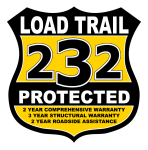 77 x 12' 2022 Load Trail Utility Trailer