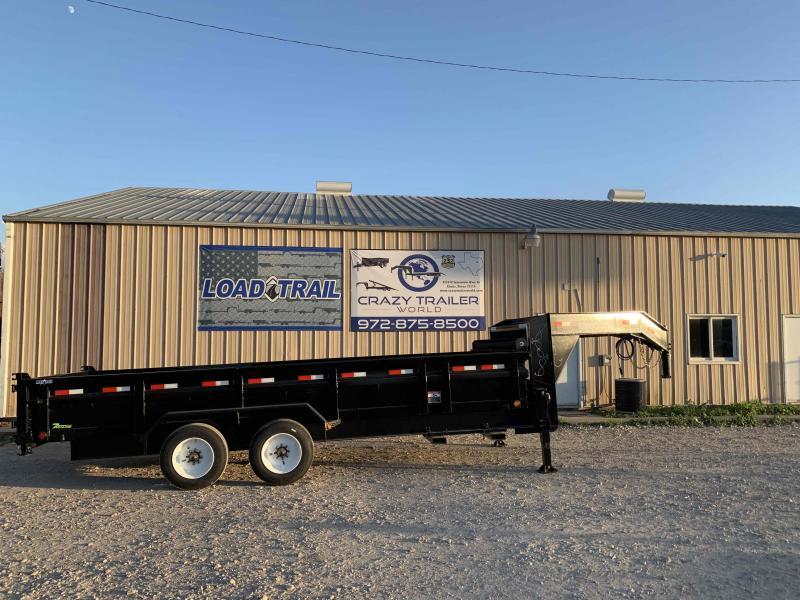 2021 Load Trail HG8320102SS_24528 Dump Trailer