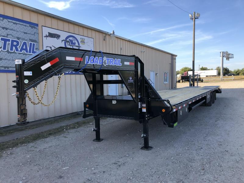 """102"""" x 40' 2022 Air Ride Load Trail GP25 Low-Pro Flatbed Trailer"""