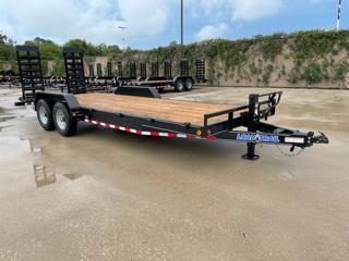 2022 Load Trail 22' Car Hauler W/ Fold Up Ramps