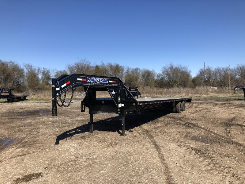 2019 Load Trail GH24 Flatbed Trailer