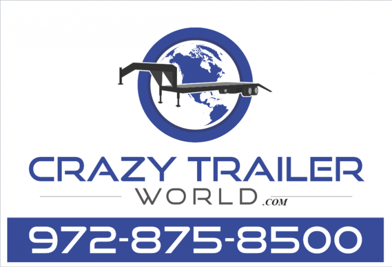 2019 Load Trail GH24 Flatbed Trailer