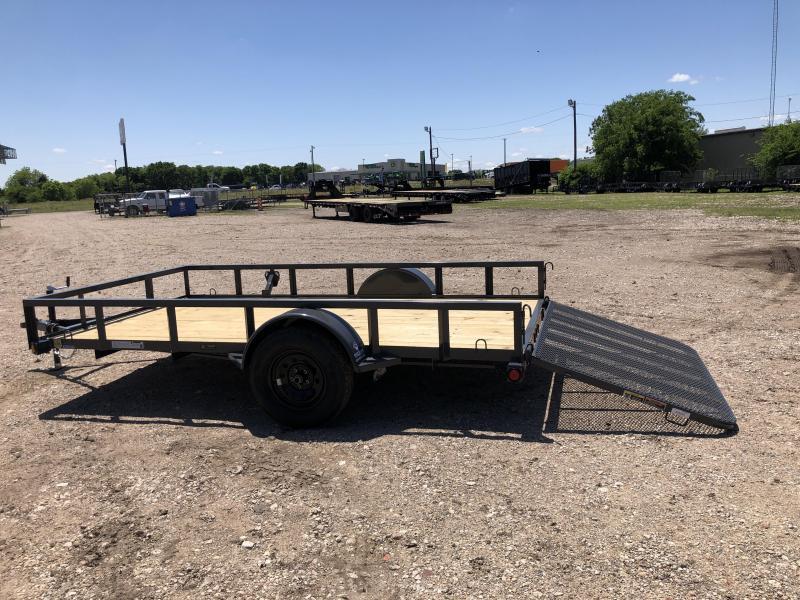 2021 77x12 Load Trail Utility Trailer
