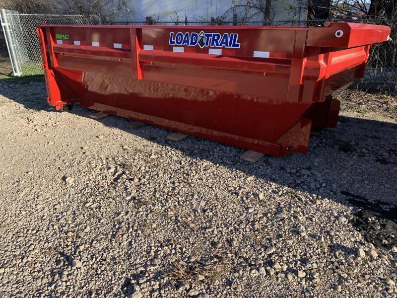 2021 Load Trail 83x14' Dump Bin