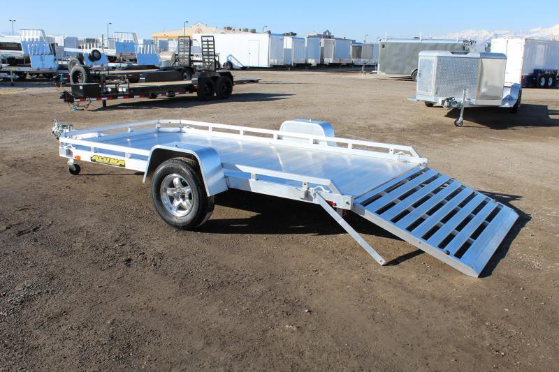 Aluma 7712H Aluminum Utility Trailer