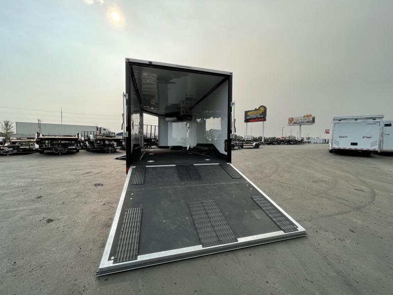Southland - 8x22 - Tandem 6k - Allsport Snowmobile Trailer