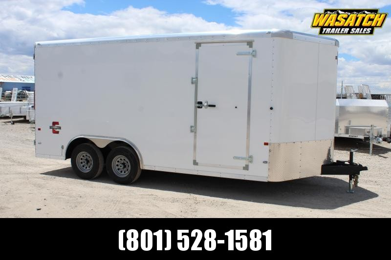 Charmac Trailers 8.5x16 Standard Duty Enclosed Cargo Trailer