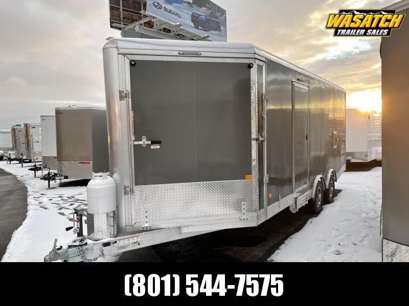 CargoPro 8.5x24 Snowmobile Trailer