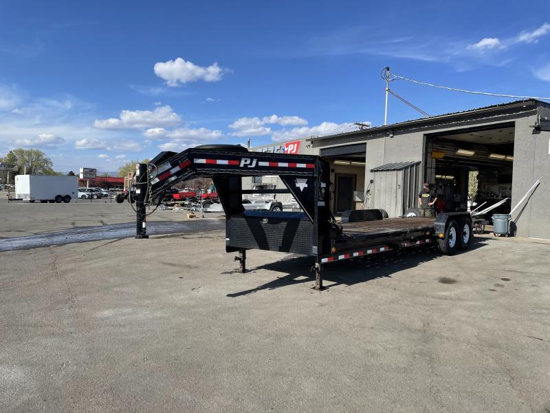 """USED - 2018 - PJ 24' - 8"""" Equipment Tilt (TK)"""