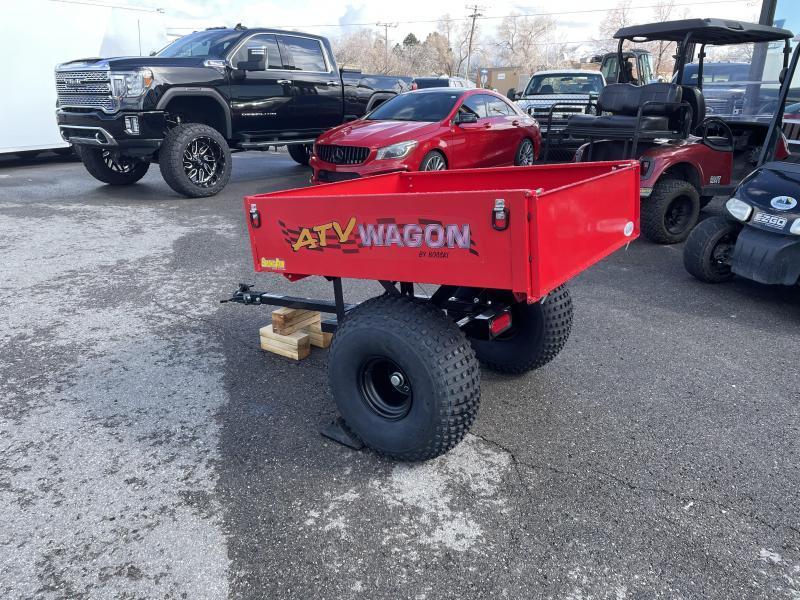 2021 Other Bosski 800UT-X ATV Trailer