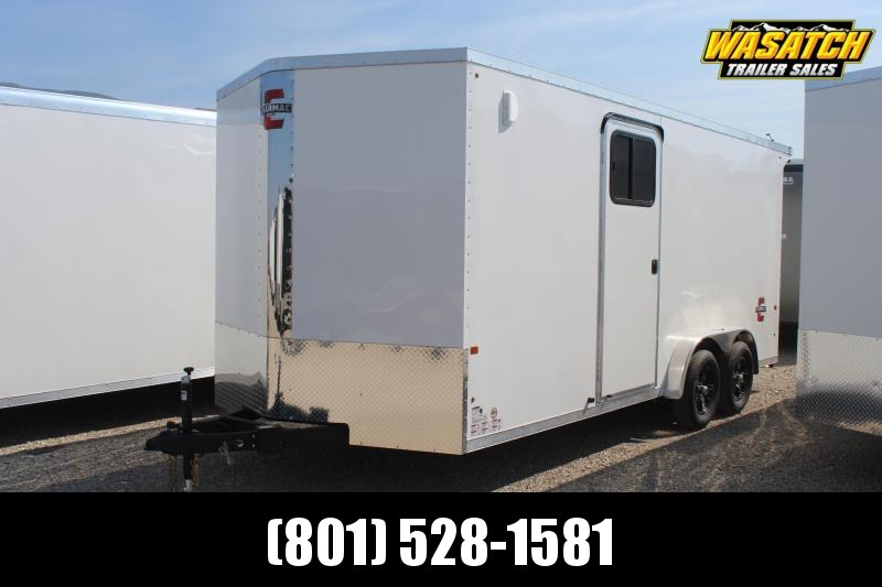 Charmac Trailers 75x18 Stealth Enclosed Cargo Trailer
