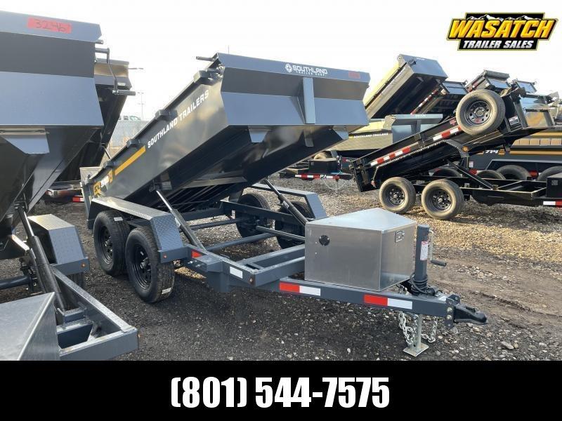 Southland 5x10 Tandem 35k Axle Dump