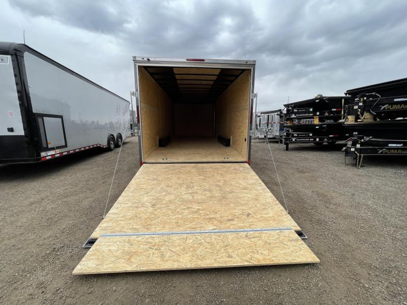 Haulmark - 8.5x24 - Passport Deluxe - Ramp - Enclosed Cargo Trailer