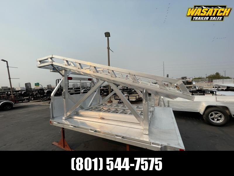 CargoPro UTV / ATV Ramp - Aluminum - Truck Bed