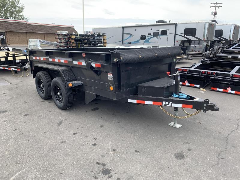 PJ 6x12 Tandem Dump (D3)