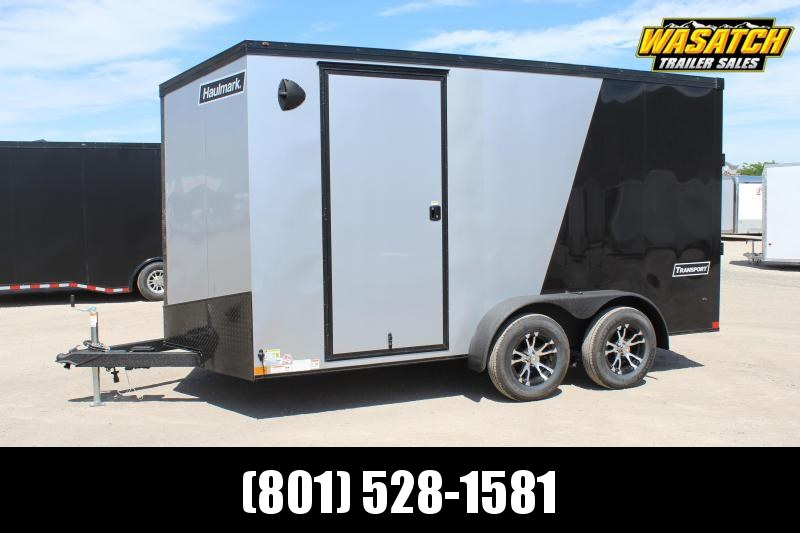 Haulmark 7x14 Transport Enclosed Cargo Trailer w/ UTV Package