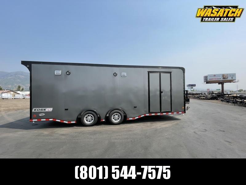 Haulmark - 8.5x24 - EdgeALX - Aluminum - Enclosed Cargo / Car / Racing Trailer