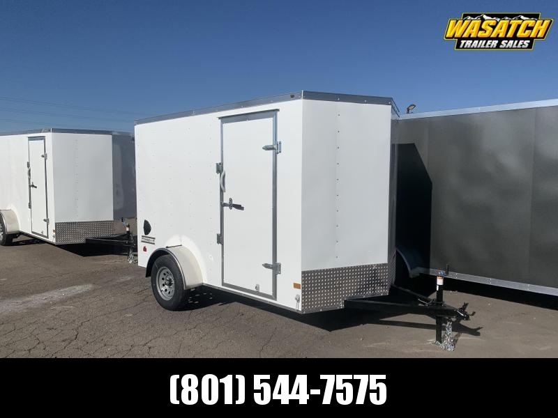 Haulmark 6x10 Passport w/ Ramp Enclosed Cargo