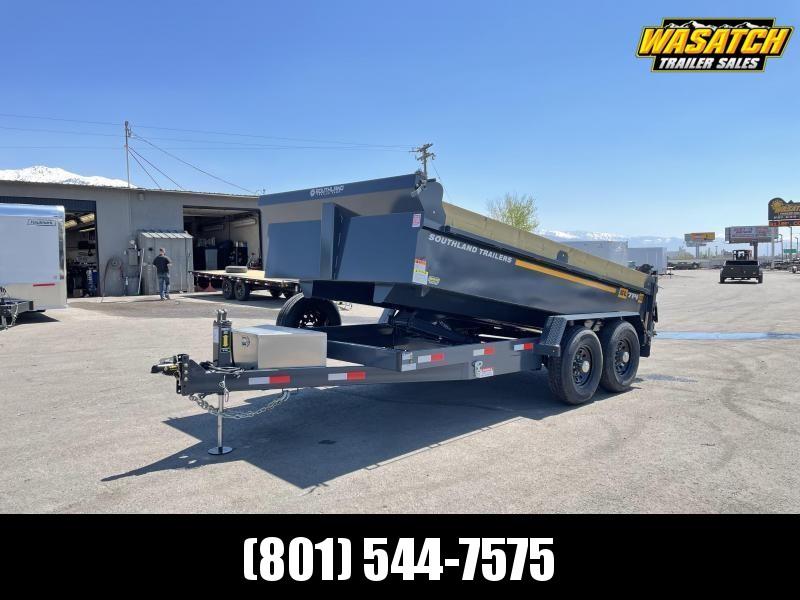 Southland - 280HD - 7x14 - Tandem 8k - Dump Trailer