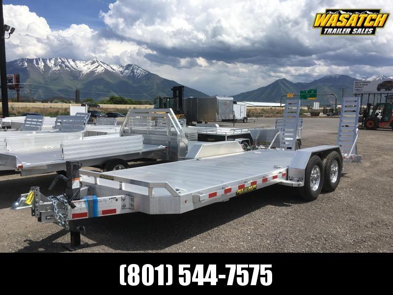 2020 Aluma TR-8220-14K Utility Trailer