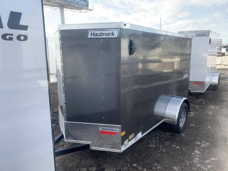 Haulmark 5x10 Passport Deluxe Enclosed Cargo w/ Door
