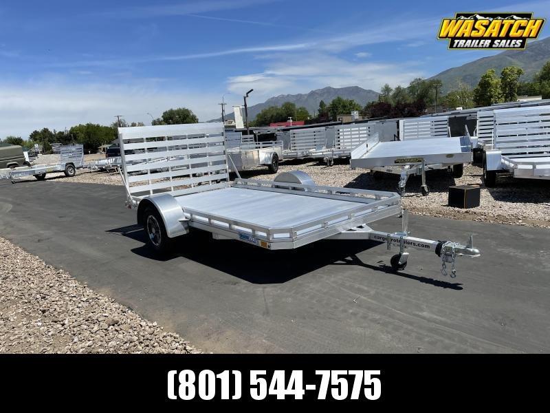 CargoPro 6.5x12 Single Axle Aluminum Utility
