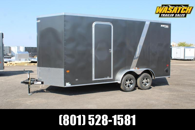 Southland Trailers 7 5x16 Royal Enclosed Cargo Trailer