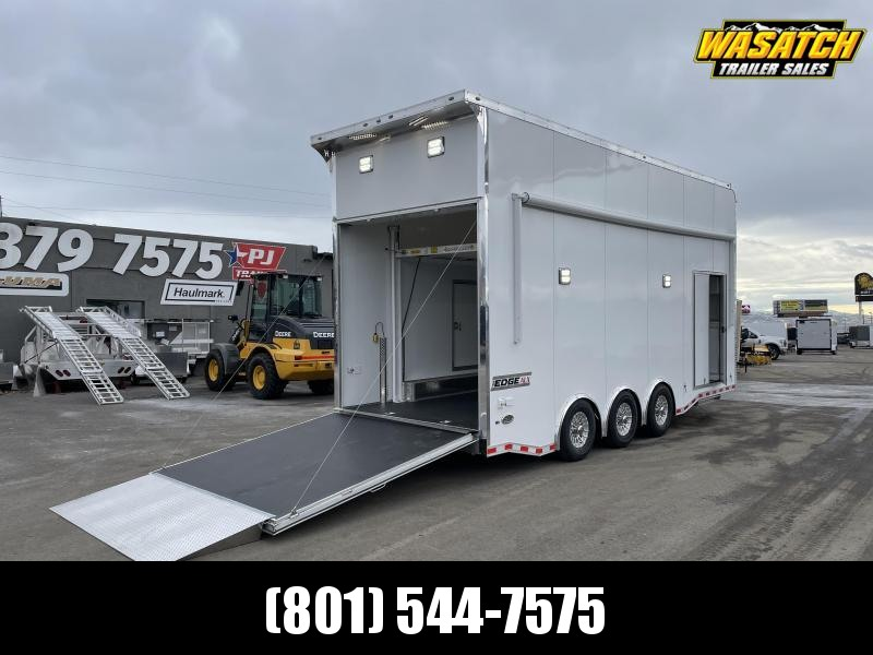 Haulmark 24' Aluminum Stacker Car / Racing Trailer