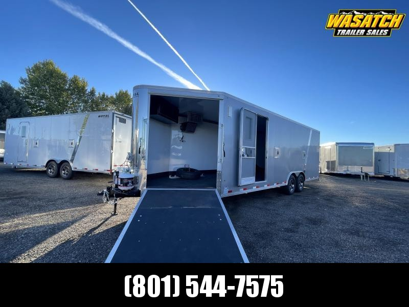 Southland - Royal - 28' - All-Sport Snowmobile Trailer