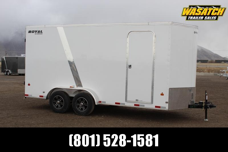 Southland Trailers 7x16 Royal Enclosed Cargo Trailer 11k GVWR