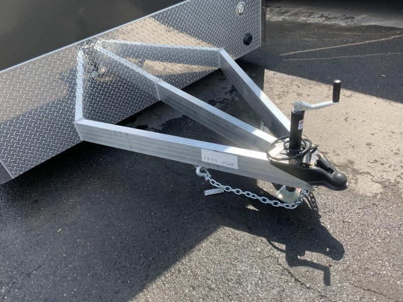 24' inTech Lite Aluminum Enclosed Car / Racing / Cargo Trailer