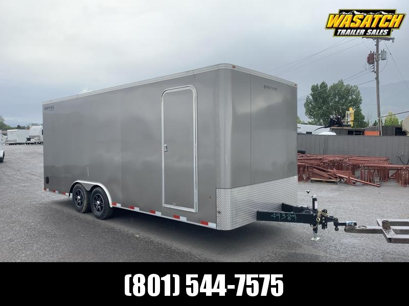 Royal Cargo 8x20 Lightning Enclosed Cargo Trailer