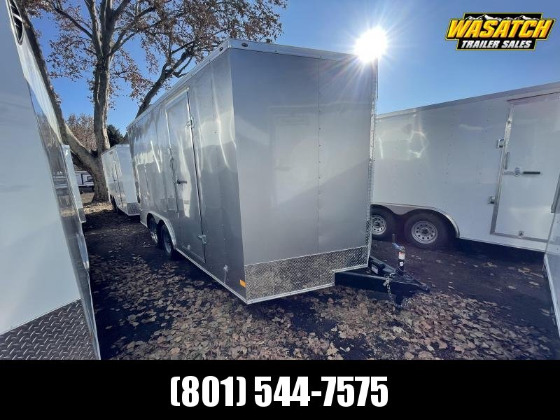 Haulmark 16' Passport Deluxe Enclosed Cargo